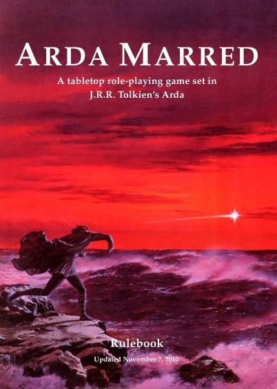 Arda Marred Update: Attr. Value in NPC Gen. table, Waning of the Dúnedain table